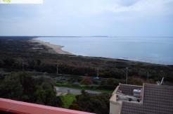 Torre del Pozzo marina di Cuglieri, porzione caposchiera vista mare panoramica